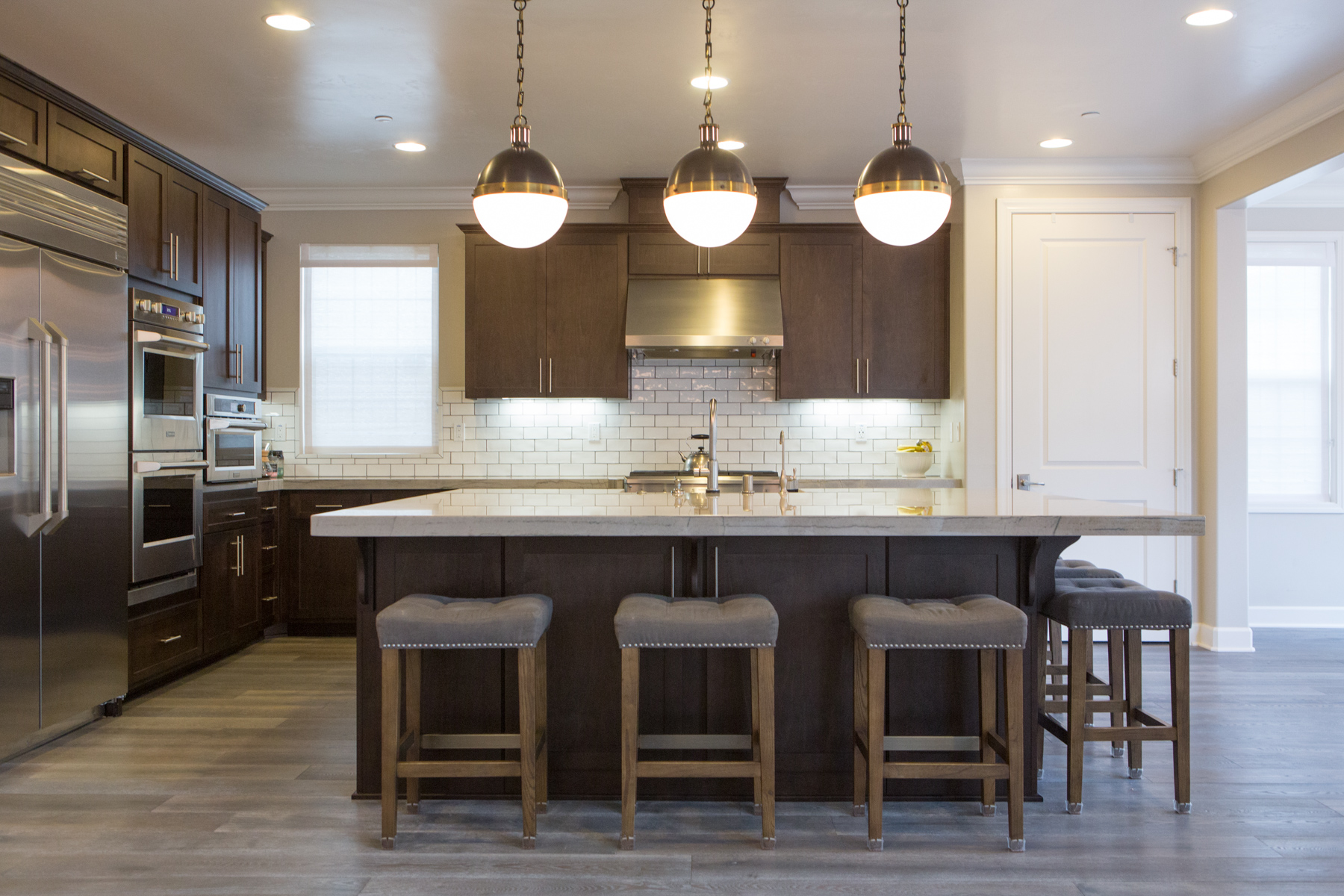 Builder Home Chic Upgrade Simply Stunning Spaces