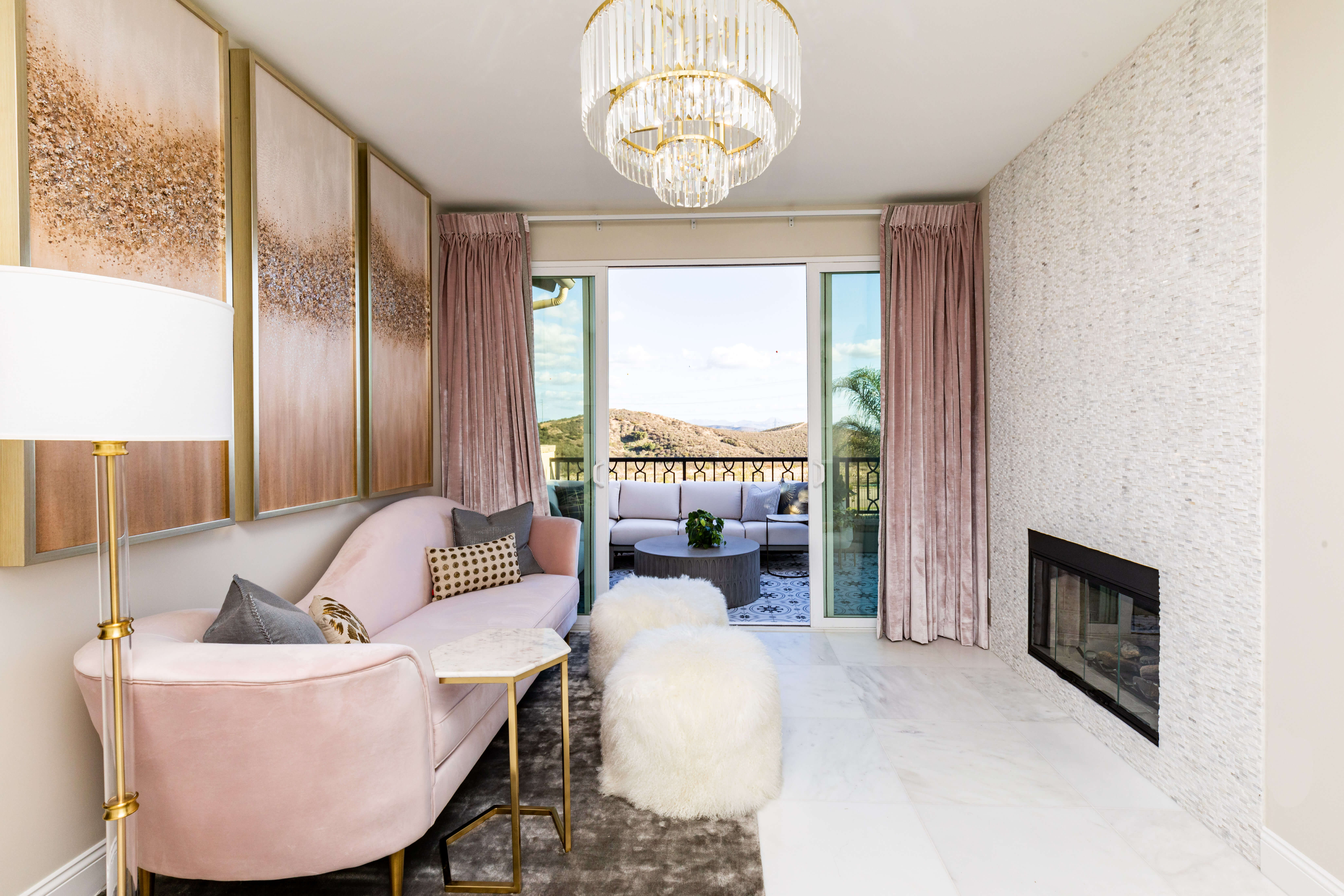 Simply Stunning Spaces Master Suite
